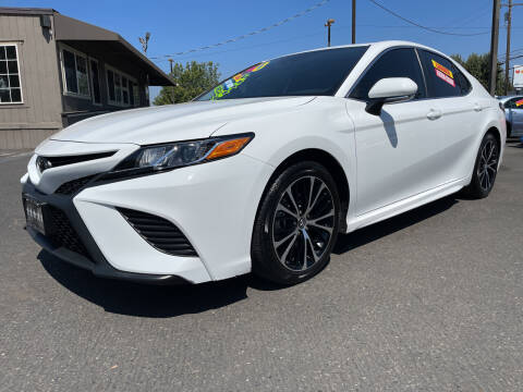 2020 Toyota Camry for sale at 5 Star Auto Sales in Modesto CA