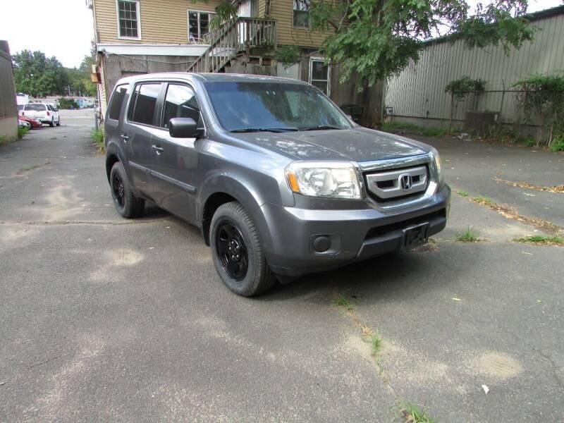 2011 Honda Pilot for sale at Nutmeg Auto Wholesalers Inc in East Hartford CT