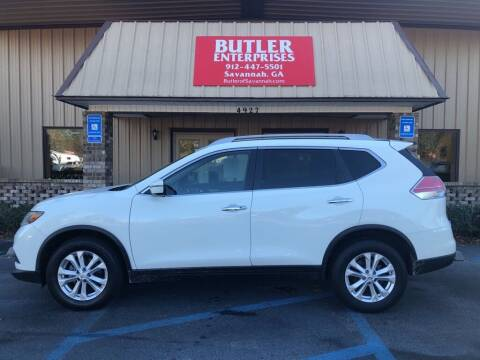 2016 Nissan Rogue for sale at Butler Enterprises in Savannah GA