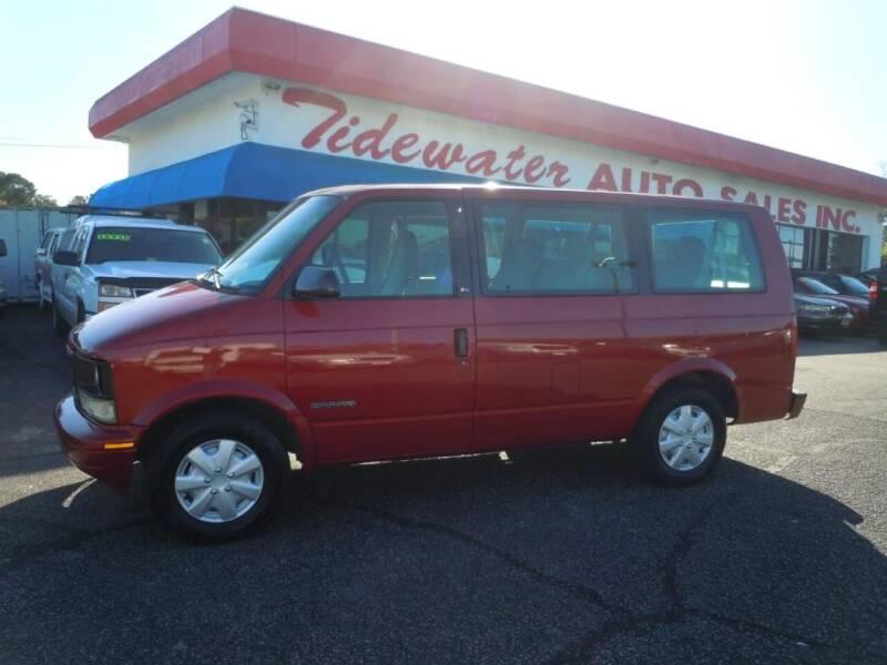 2000 GMC Safari for sale in Norfolk, VA