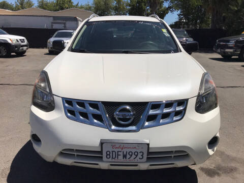 2015 Nissan Rogue Select for sale at EXPRESS CREDIT MOTORS in San Jose CA