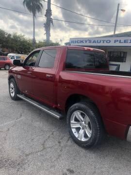 2014 RAM Ram Pickup 1500 for sale at RICKY'S AUTOPLEX in San Antonio TX