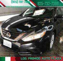 2017 Nissan Altima for sale at Los Primos Auto Plaza in Antioch CA