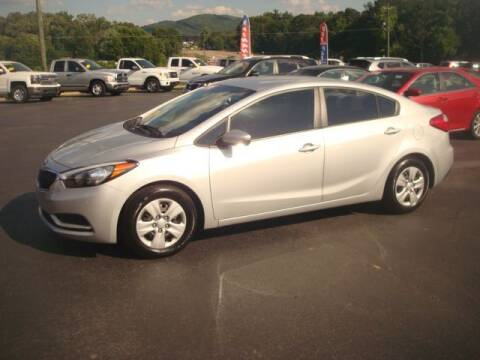 2016 Kia Forte for sale at Mike Lipscomb Auto Sales in Anniston AL