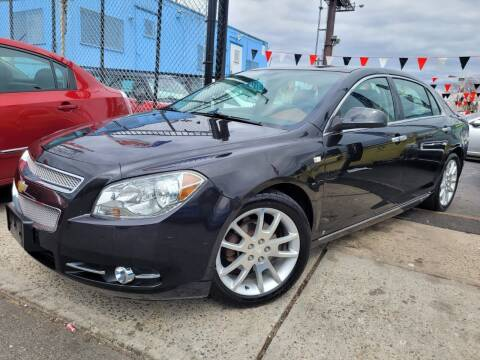 2008 Chevrolet Malibu for sale at GW MOTORS in Newark NJ