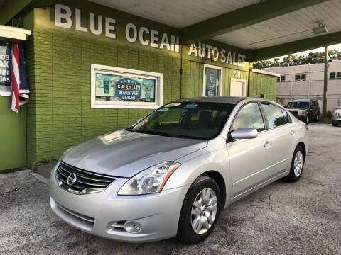 2012 Nissan Altima for sale at Blue Ocean Auto Sales LLC in Tampa FL