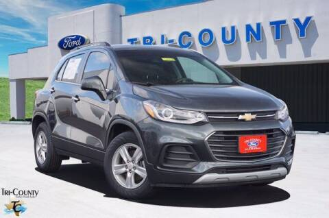2018 Chevrolet Trax for sale at TRI-COUNTY FORD in Mabank TX