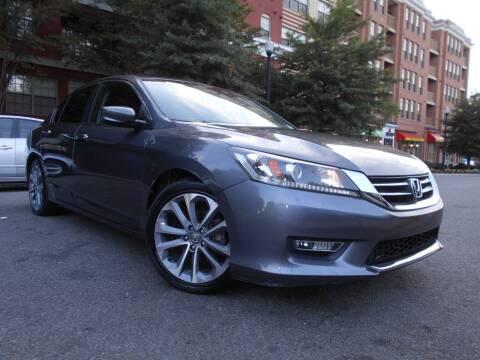 2013 Honda Accord for sale at H & R Auto in Arlington VA