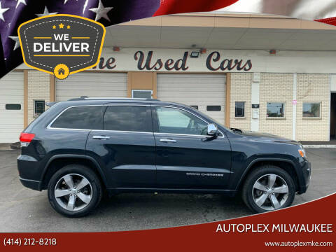 2014 Jeep Grand Cherokee for sale at Autoplex 3 in Milwaukee WI