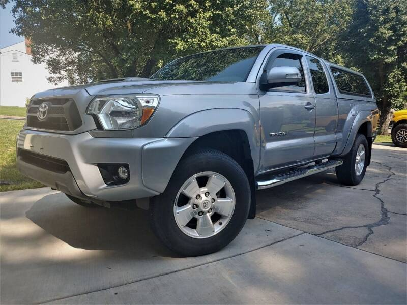 2015 Toyota Tacoma for sale at Khalsa Auto Sales in Accokeek MD