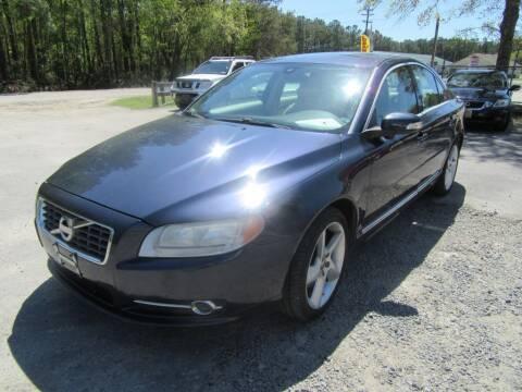 2010 Volvo S80 for sale at Bullet Motors Charleston Area in Summerville SC