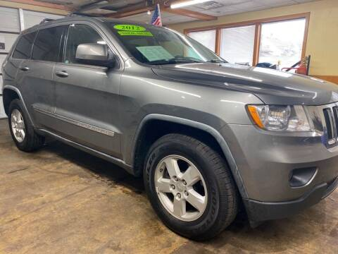 2012 Jeep Grand Cherokee for sale at Zs Auto Sales in Kenosha WI