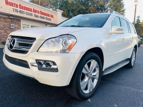 2011 Mercedes-Benz GL-Class for sale at North Georgia Auto Brokers in Snellville GA