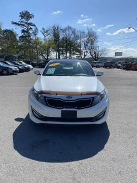2013 Kia Optima for sale at Elite Motors in Knoxville TN