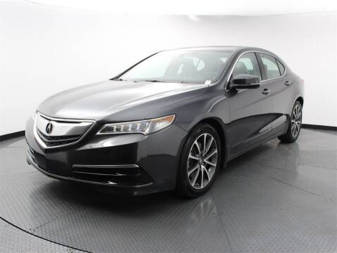 2015 Acura TLX for sale at Florida Fine Cars - West Palm Beach in West Palm Beach FL