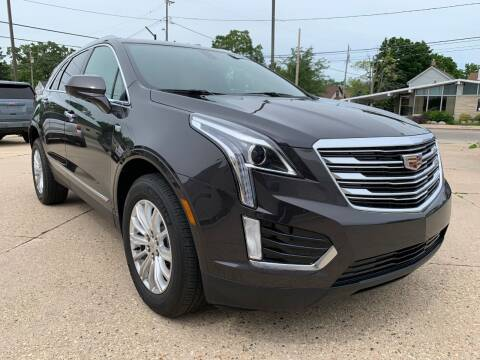 2017 Cadillac XT5 for sale at Auto Gallery LLC in Burlington WI