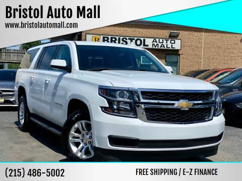 2020 Chevrolet Suburban for sale at Bristol Auto Mall in Levittown PA