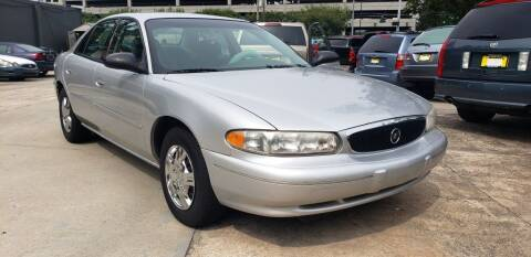 2003 Buick Century for sale at On The Road Again Auto Sales in Doraville GA