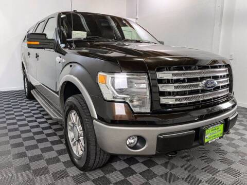 2014 Ford F-150 for sale at Sunset Auto Wholesale in Tacoma WA