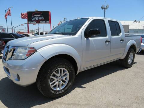 2017 Nissan Frontier for sale at Moving Rides in El Paso TX