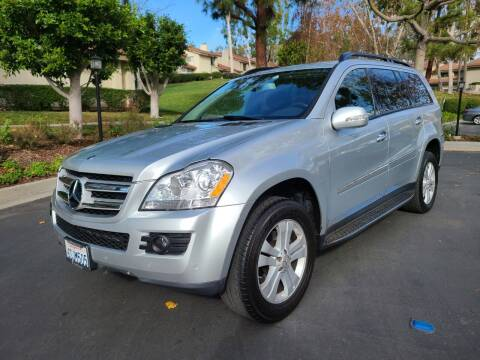 2007 Mercedes-Benz GL-Class for sale at E MOTORCARS in Fullerton CA