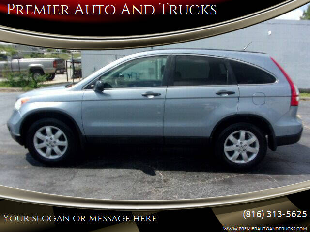 2008 Honda CR-V for sale at Premier Auto And Trucks in Independence MO