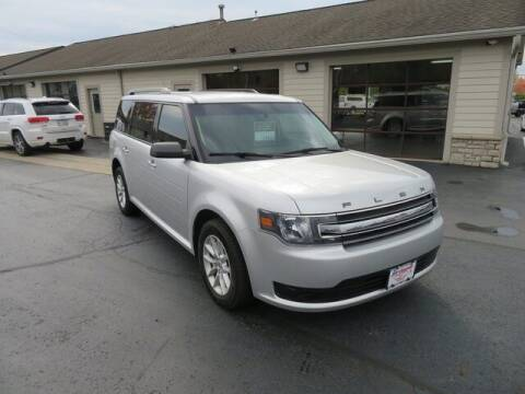2017 Ford Flex for sale at Tri-County Pre-Owned Superstore in Reynoldsburg OH