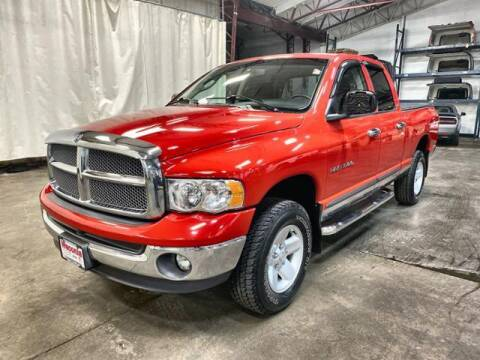 2002 Dodge Ram Pickup 1500 for sale at Waconia Auto Detail in Waconia MN