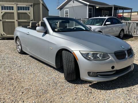 2011 BMW 3 Series for sale at Supreme Autos in Lafayette LA