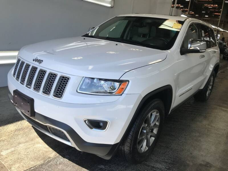2014 Jeep Grand Cherokee for sale at San Jose Auto Outlet in San Jose CA