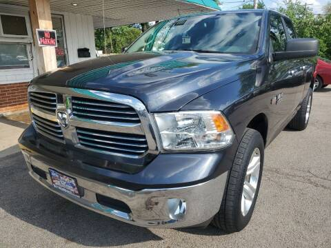2016 RAM Ram Pickup 1500 for sale at New Wheels in Glendale Heights IL