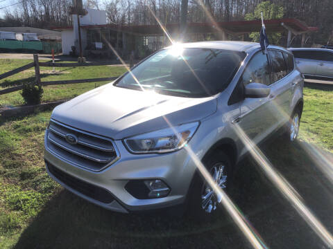 2017 Ford Escape for sale at Car Guys in Lenoir NC