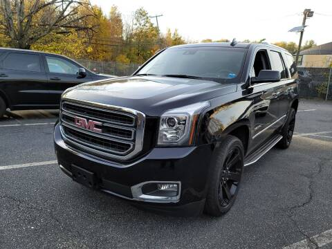 2017 GMC Yukon for sale at AW Auto & Truck Wholesalers  Inc. in Hasbrouck Heights NJ