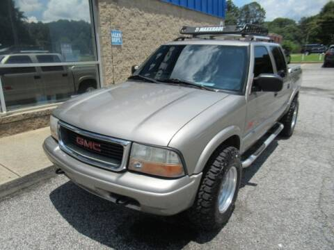 2004 GMC Sonoma for sale at 1st Choice Autos in Smyrna GA