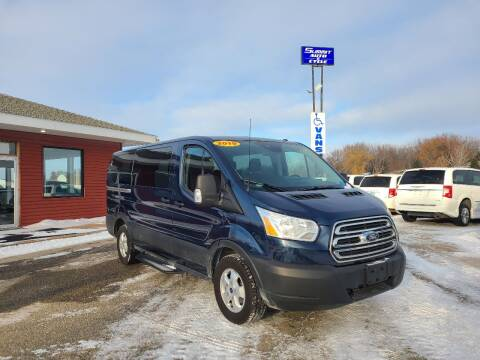 2019 Ford Transit Passenger for sale at Summit Auto & Cycle in Zumbrota MN