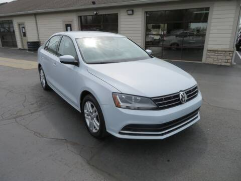 2018 Volkswagen Jetta for sale at Tri-County Pre-Owned Superstore in Reynoldsburg OH