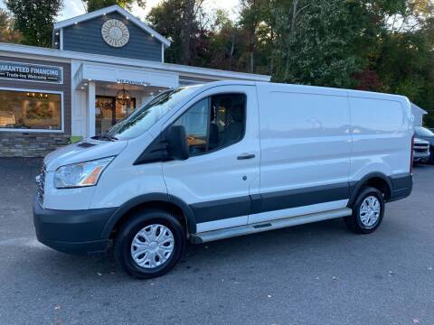 2016 Ford Transit Cargo for sale at Ocean State Auto Sales in Johnston RI
