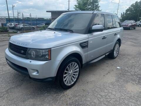 2010 Land Rover Range Rover Sport for sale at Eddie's Auto Sales in Jeffersonville IN
