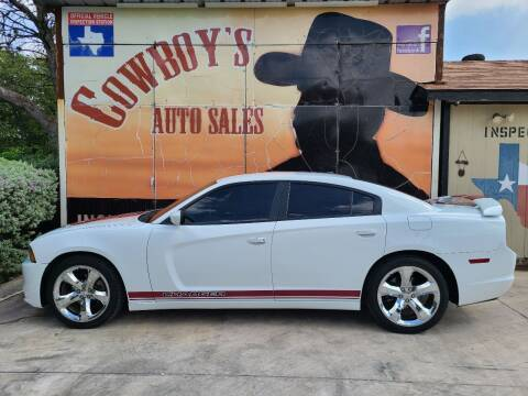 2012 Dodge Charger for sale at Cowboy's Auto Sales in San Antonio TX