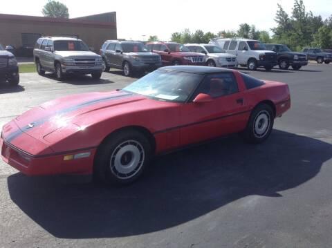 1985 Chevrolet Corvette for sale at Bruns & Sons Auto in Plover WI