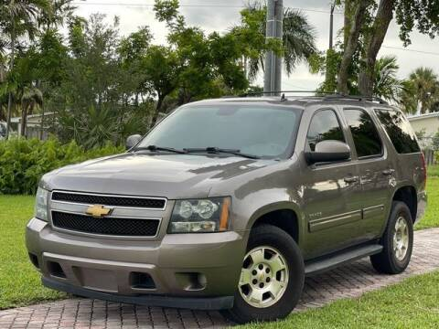 2014 Chevrolet Tahoe for sale at Citywide Auto Group LLC in Pompano Beach FL