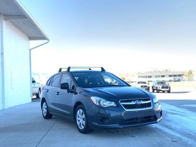 2014 Subaru Impreza for sale at Rocky Mountain Commercial Trucks in Casper WY