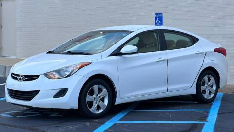 2011 Hyundai Elantra for sale at Carland Auto Sales INC. in Portsmouth VA