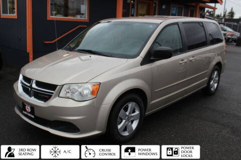 2013 Dodge Grand Caravan for sale at Sabeti Motors in Tacoma WA