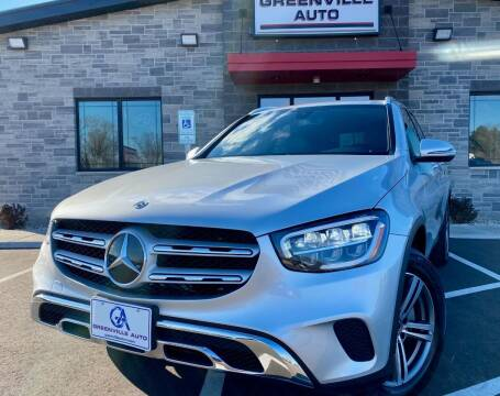 2020 Mercedes-Benz GLC for sale at GREENVILLE AUTO & RV in Greenville WI