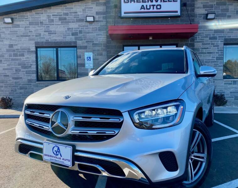 2020 Mercedes-Benz GLC for sale at GREENVILLE AUTO in Greenville WI