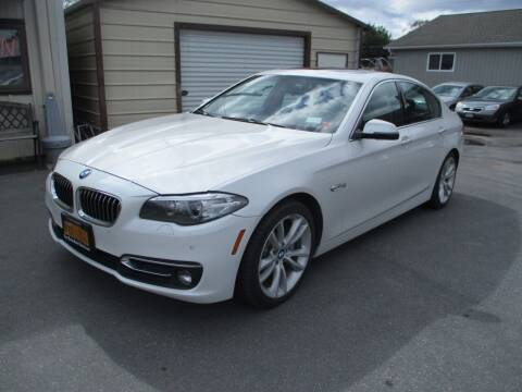 2015 BMW 5 Series for sale at TRI-STAR AUTO SALES in Kingston NY
