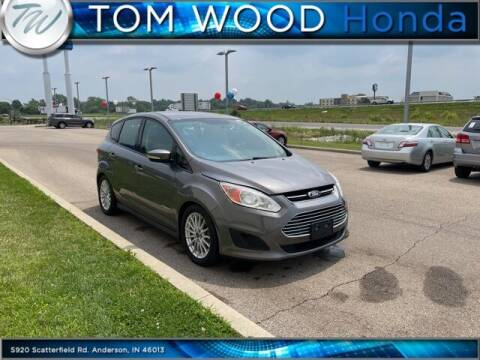 2013 Ford C-MAX Hybrid for sale at Tom Wood Honda in Anderson IN
