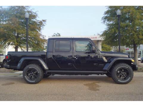 2021 Jeep Gladiator for sale at BLACKBURN MOTOR CO in Vicksburg MS