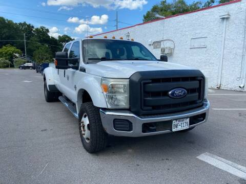 2015 Ford F-350 Super Duty for sale at Consumer Auto Credit in Tampa FL